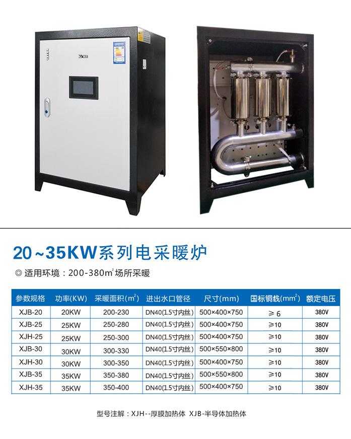 40kw电锅炉
